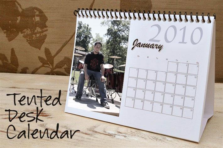 7x5 Tent Calendar