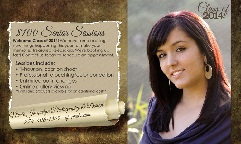 $100 Session info 2014